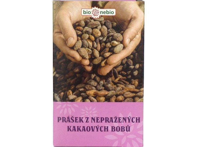 kakaovy prasok z neprazeneho kakaa bionebio 150g b 2bd3dd8e740dcd1a