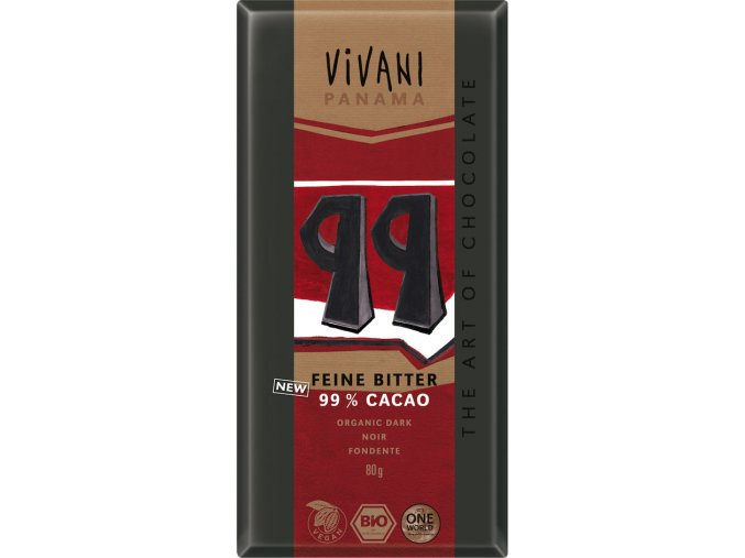 cokolada 99% vivani