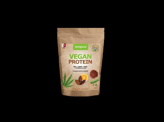 vegan protein skorica kompava