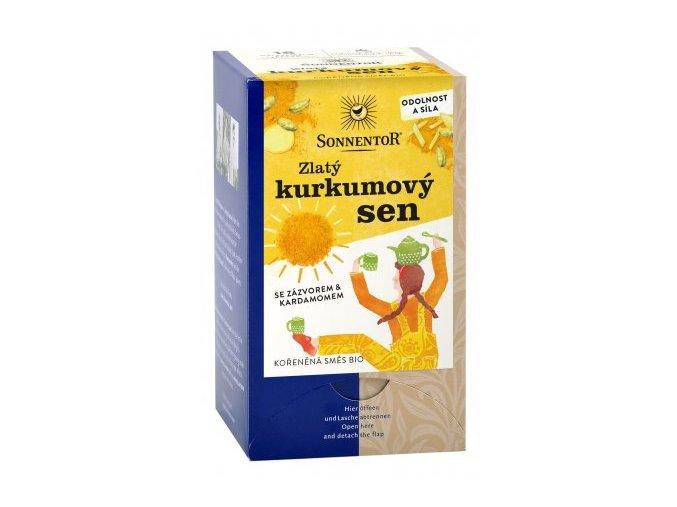 zlaty kurkumovy sen porciovany 36g