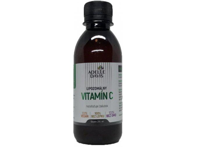 lipozomalny vitamin c