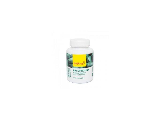 Spirulina tablety BIO 100g