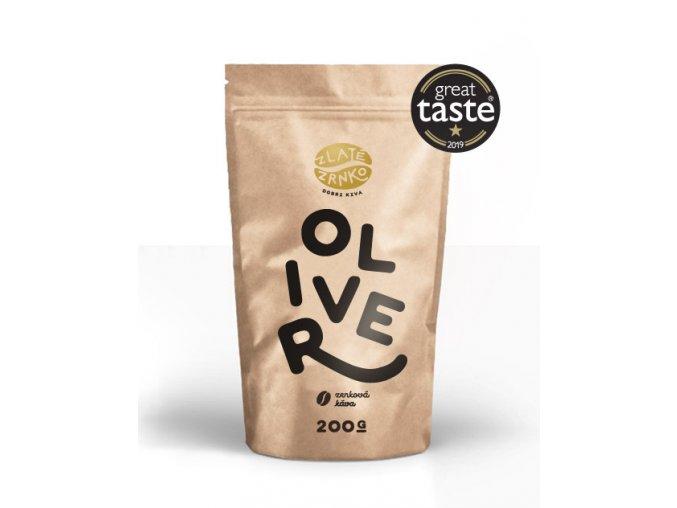 zlate zrnko oliver