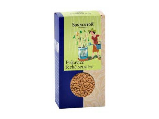 senovka grecka semienka na naklicovanie 120 g