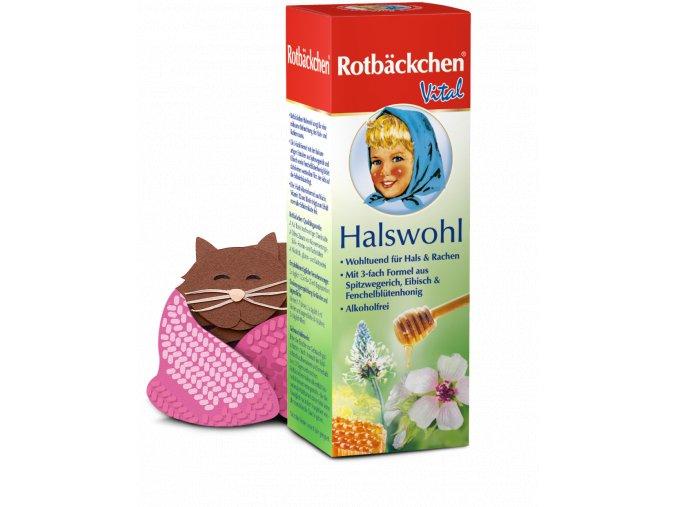 Rotbaeckchen Vital Halswohl