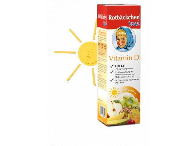 Rotbaeckchen Vital Vitamin D