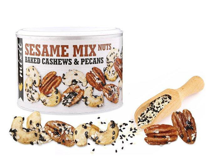 mixit oriesky z pece sezam