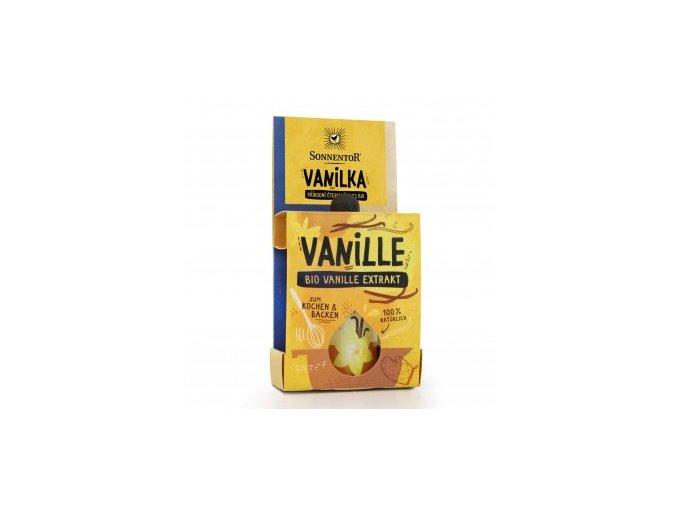 vanilka extrakt etericky olej 45ml