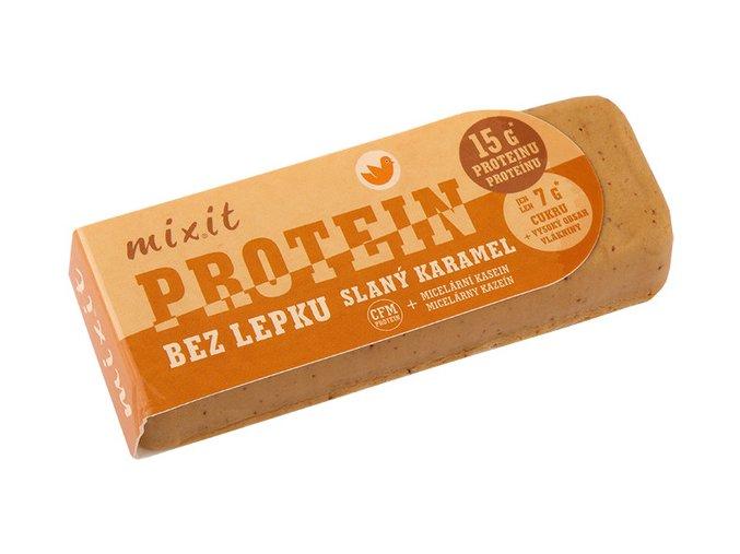 mixitka protein slany karamel