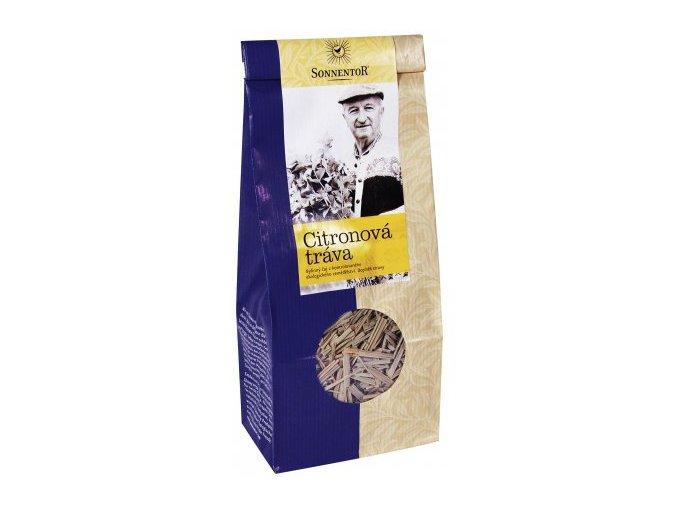 Citrónová tráva sypaný čaj BIO 80g