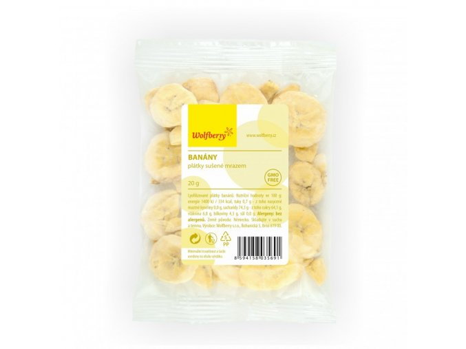 banany wolfberry 20 g