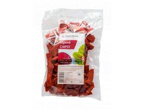 damodara hrachova pochutka s cervenou repou chipsy 100g b 4d555d3887463a99