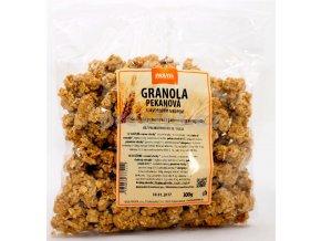 granola pekanova s jav.sirupom