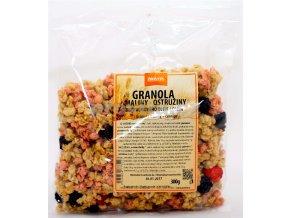 granola malina ostruzina 300g