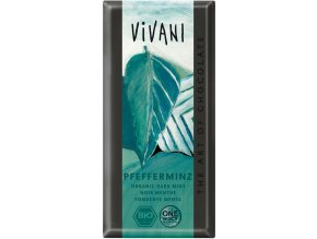 cokolad mata BIO 100g Vivani