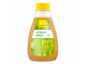 ryzovy sirup wolfberry 400 ml