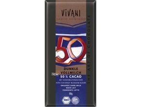 cokolada 50% vivani