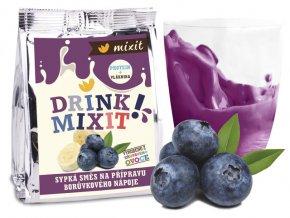 drink mixit produktovka boruvka oprava