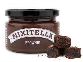 mixitella brownie