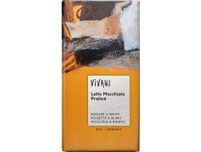 latte macchiato praline cokolada vivani 100 g b 5a4079e9454f471b