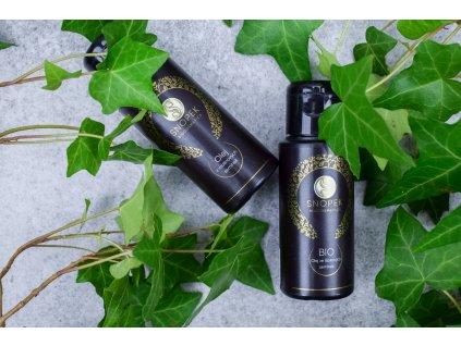 Olej z malinových semínek a bio olej ze šípkových semínek