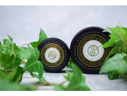 Snopek biokosmetika Bio mandlovo kakaové máslo a bio kakaové máslo s pomerančovým olejem 2