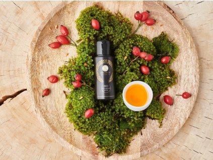 BIO Olej ze šípkových semínek