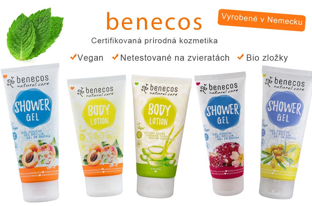 Prírodné sprchové gély a telové mlieka - prečo na ne staviť ?
