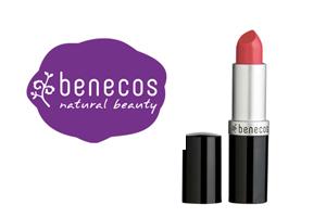 Poznáte prírodné rúže na pery Benecos?