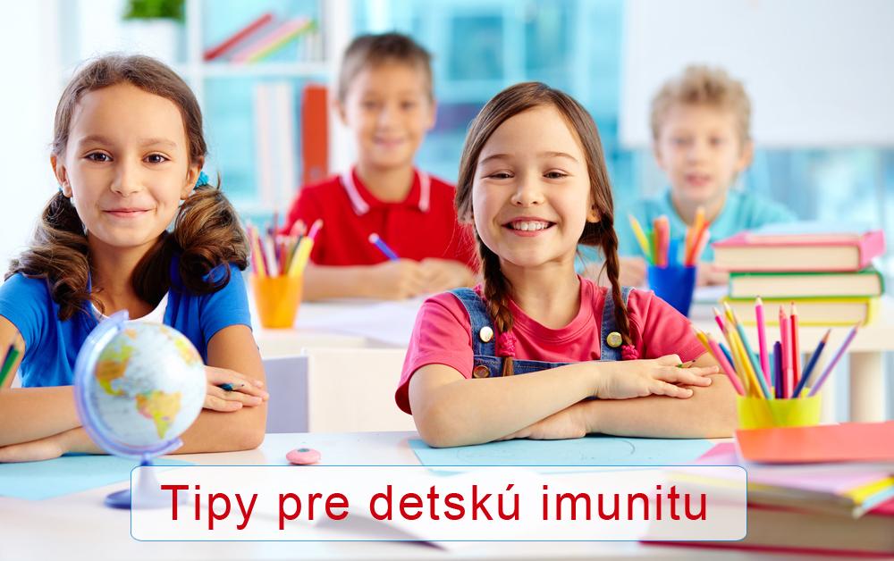 Ako udržať detskú imunitu v perfektnej kondícii? Vyskúšajte tieto tipy!