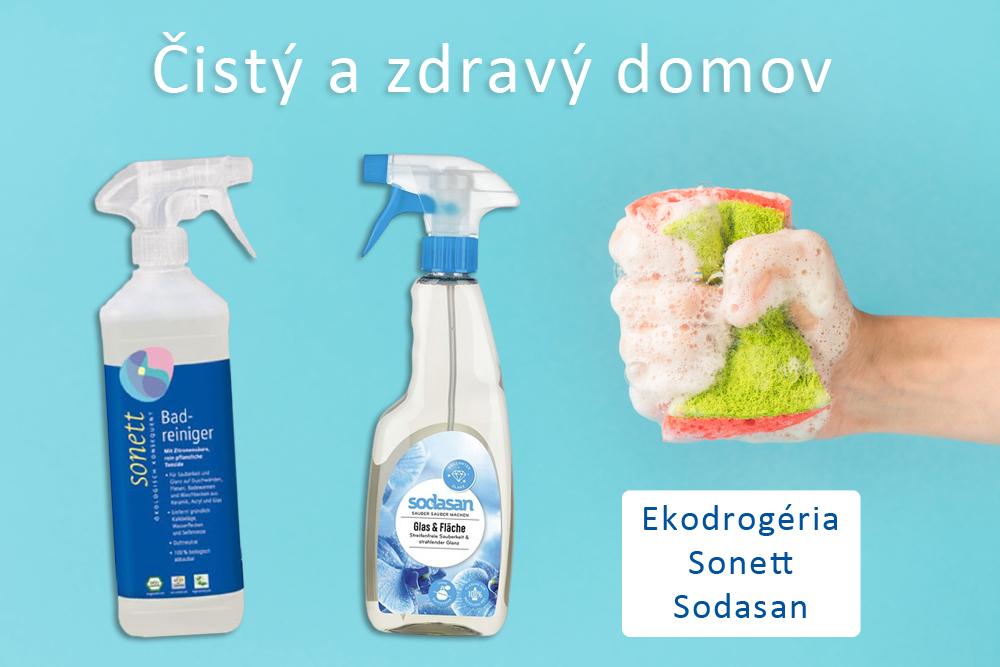 Ako upratovať bez chemikálií? Prírodné čistiace prostriedky prinášajú množstvo výhod!