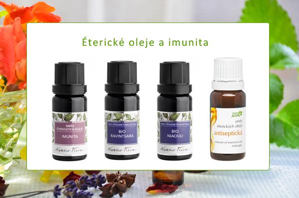 Éterické oleje a imunita - overené tipy z aromaterapie