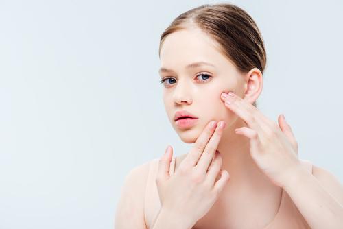 Problematická pleť a prírodná kozmetika