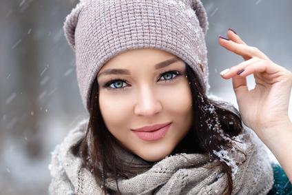 Ako mať krásne vlasy aj v zime