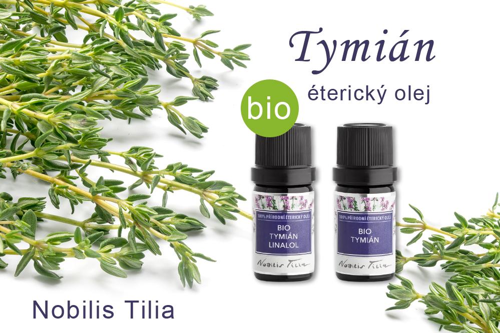 Tymiánový éterický olej – pri akých ťažkostiach pomôže?