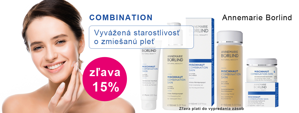 Combination Annemarie Borlind zľava 15%