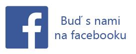 Buď s nami na facebooku