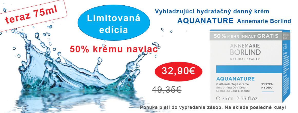 Aquanature Limitovaná edícia