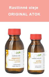 Rastlinné oleje Original ATOK
