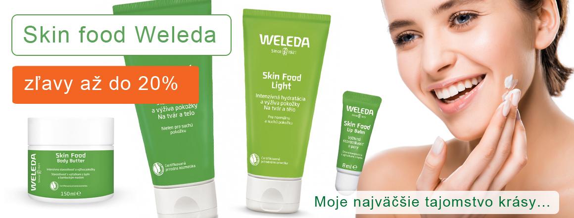 Skin Food zľavy až do 20%