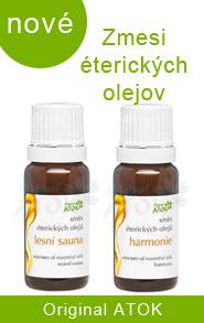 Zmesi éterických olejov Original ATOK