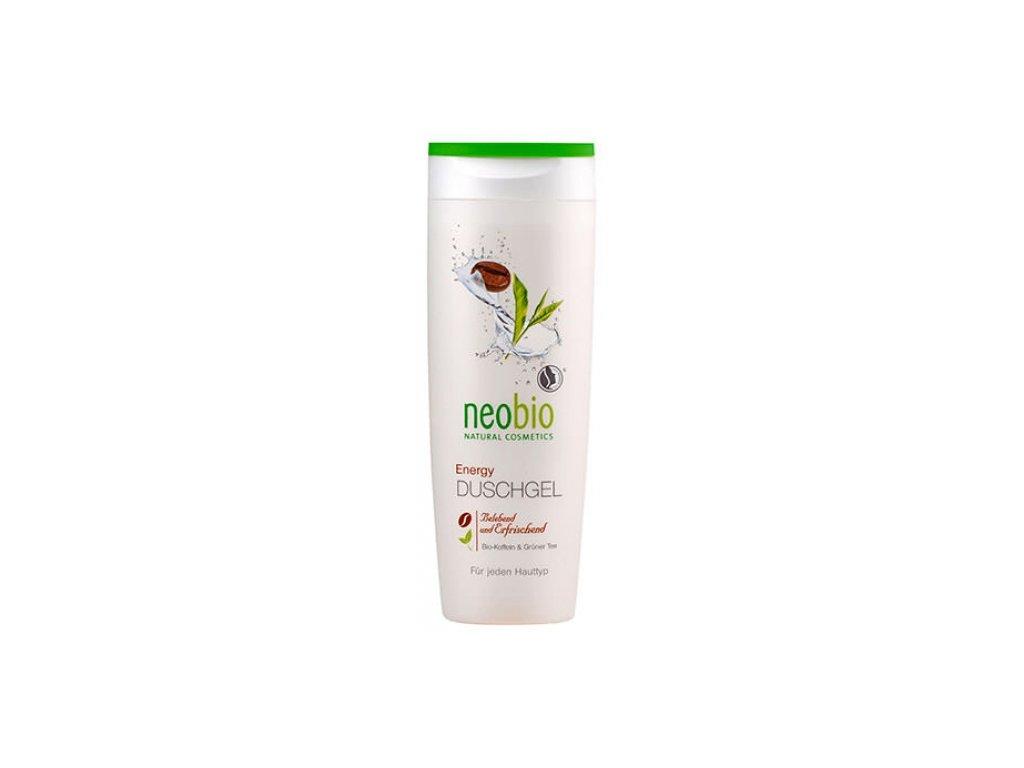 Sprchový gél Energy Neobio