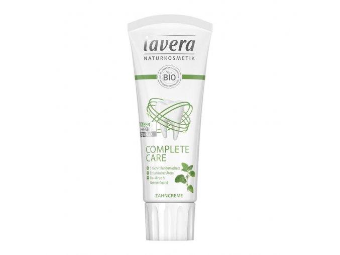 zubna pasta complete care s fluoridom lavera