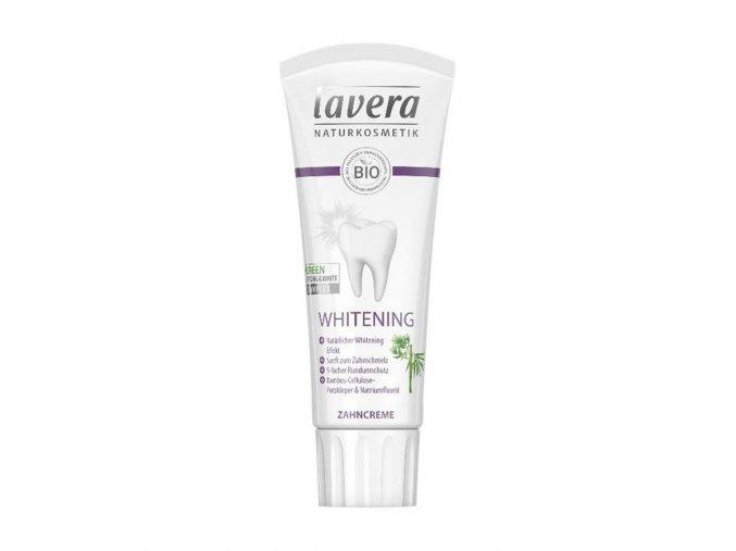 zubna pasta whitening lavera