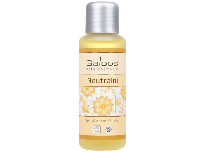 Neutrálny bio olej - Saloos