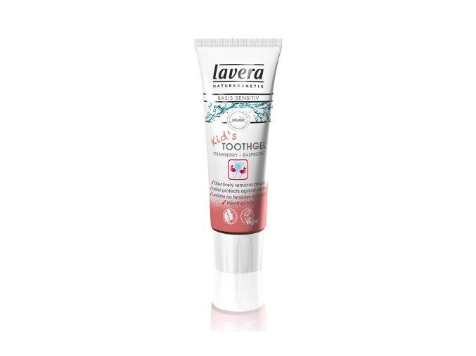 Detská zubná pasta Basis sensitiv - Lavera