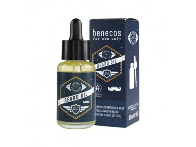 olej na bradu benecos