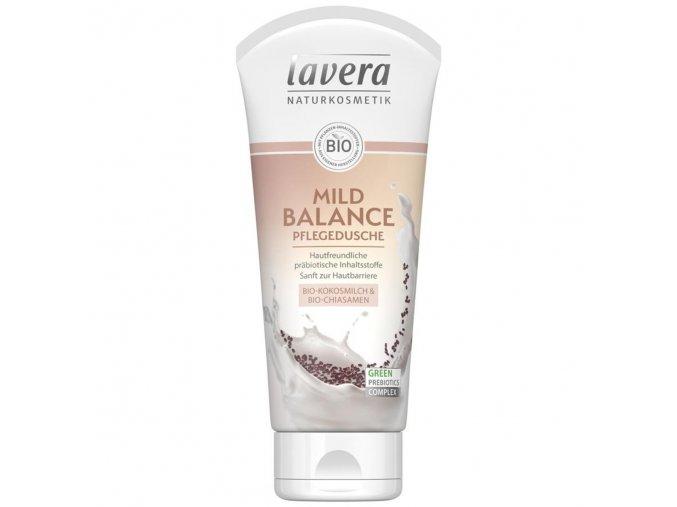 sprchovy gel mild balance lavera
