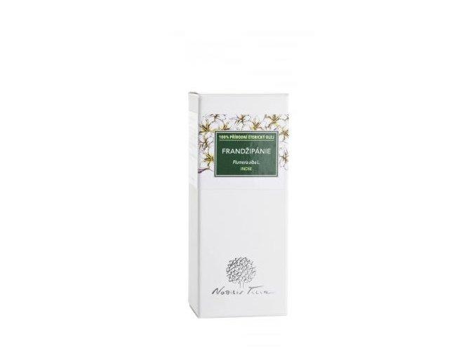 etericky olej frangipani nobilis tilia