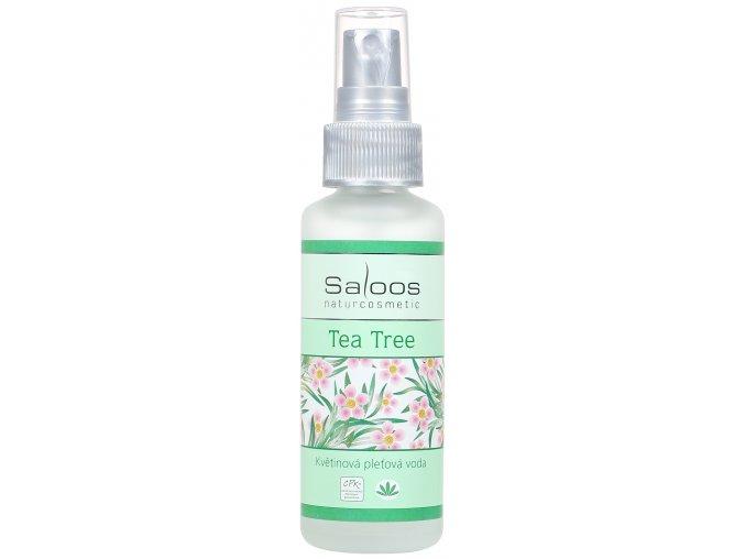 Tea tree kvetová voda Saloos